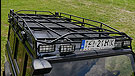Roof rack Land Rover Defender 110