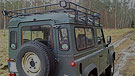 Roof rack Land Rover Defender 90