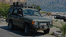 Roof rack Land Rover Discovery