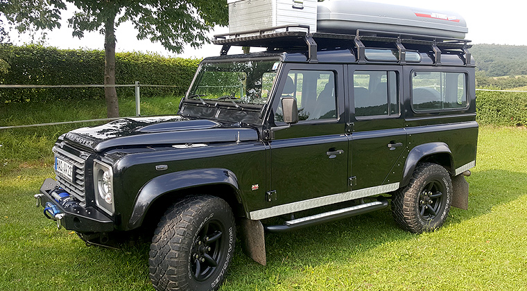 roof rack Land Rover Defender Discovery Mercedes G